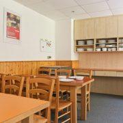 Speisesaal / Dining room at the Mühle