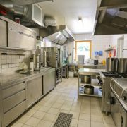 Küche / Kitchen at the Mühle