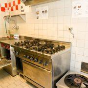 Küche / Kitchen at the Säge