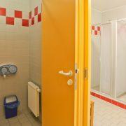 Sanitärraum / Bathroom (Säge)