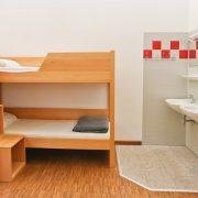 Schlafraum / Bedroom (Säge)