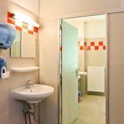 Sanitärraum / Bathroom (Mühle)