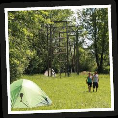 Scout Camp Austria, St.Georgen-Eggenberg, OÖ.